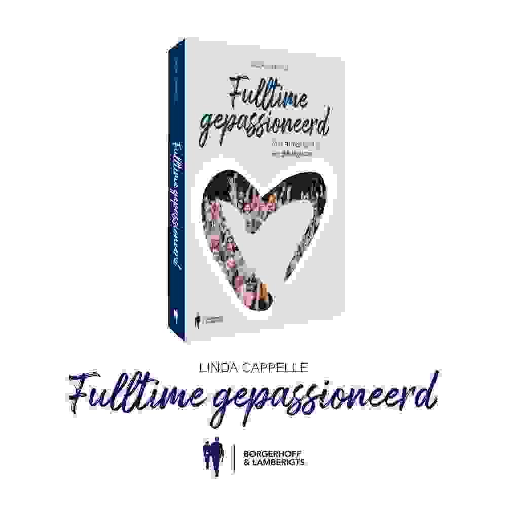 Fulltime gepassioneerd: illustratie boek